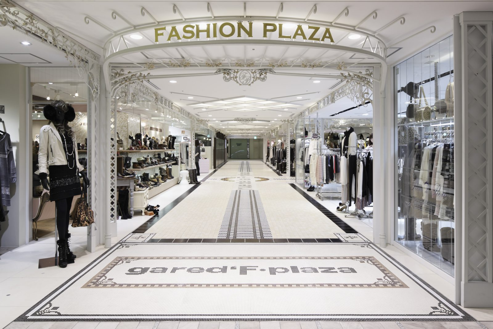 FASHION PLAZA